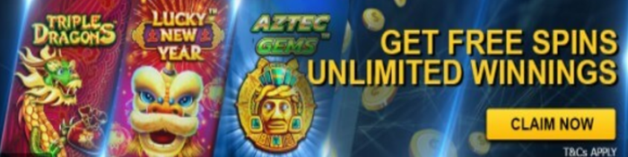Empire777 free spins
